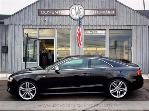 2010 Audi S5 for sale in Coventry, CT