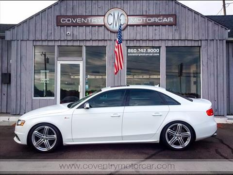 2011 Audi S4 for sale in Coventry, CT