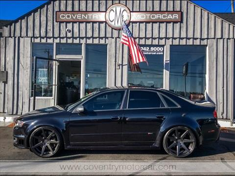 2008 Audi RS 4 for sale in Coventry, CT