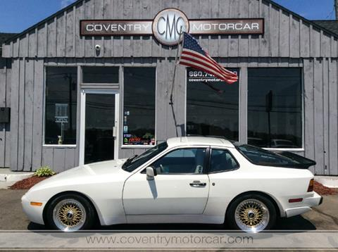 Porsche 944 for sale in connecticut carsforsale 1986 porsche 944 for sale in coventry ct publicscrutiny Choice Image