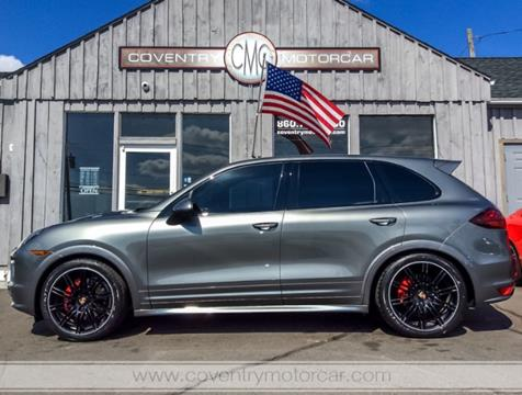 2014 Porsche Cayenne for sale in Coventry, CT