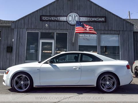 2014 Audi A5 for sale in Coventry, CT