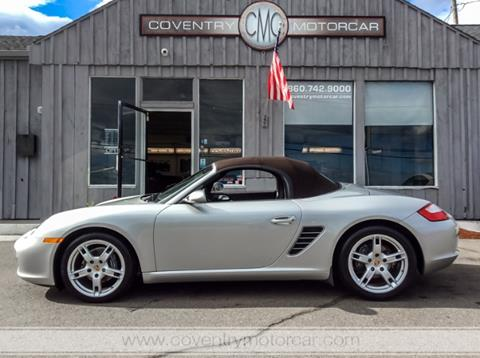 2008 Porsche Boxster for sale in Coventry, CT