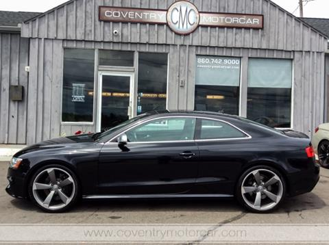 2014 Audi RS 5 for sale in Coventry, CT