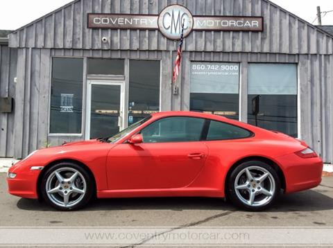 2007 Porsche 911 for sale in Coventry, CT