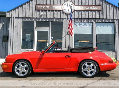 1991 Porsche 911 for sale in Coventry, CT
