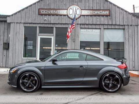 2014 Audi TT for sale in Coventry, CT