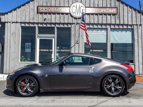 2010 Nissan 370Z for sale in Coventry, CT