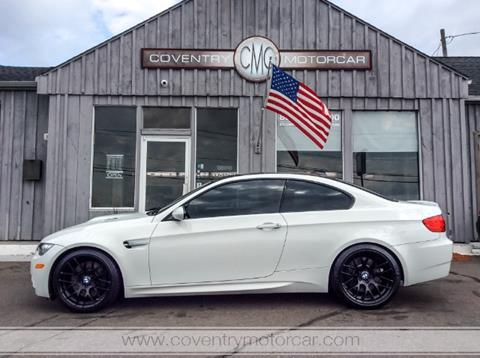 2011 BMW M3 for sale in Coventry, CT