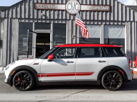 2017 MINI Clubman for sale in Coventry, CT