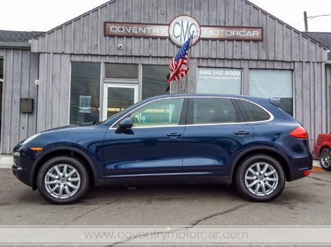 2014 Porsche Cayenne For Sale In Coventry Ct