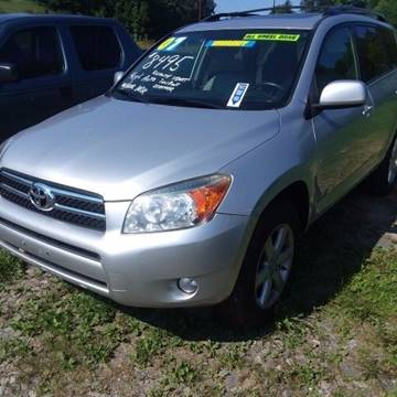 2007 Toyota RAV4 for sale in Horseheads, NY