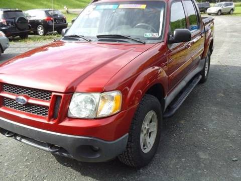 2005 Ford Explorer Sport Trac for sale in Horseheads, NY