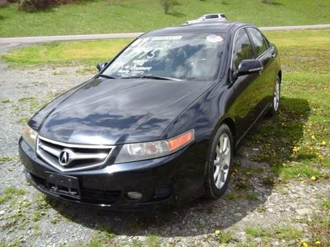 2007 Acura TSX for sale in Horseheads, NY