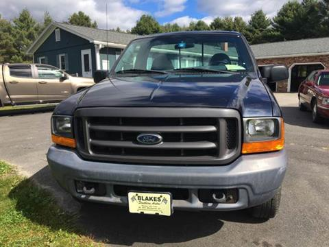 2000 Ford F-250 Super Duty for sale in East Montpelier, VT
