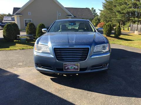 2011 Chrysler 300 for sale in East Montpelier, VT