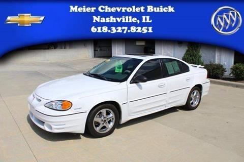 2004 Pontiac Grand Am for sale in Nashville IL