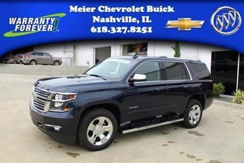 2017 Chevrolet Tahoe for sale in Nashville, IL