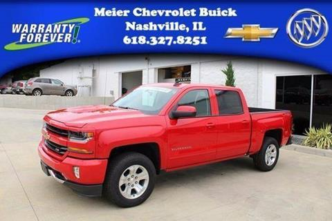2017 Chevrolet Silverado 1500 for sale in Nashville IL