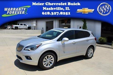2017 Buick Envision for sale in Nashville IL