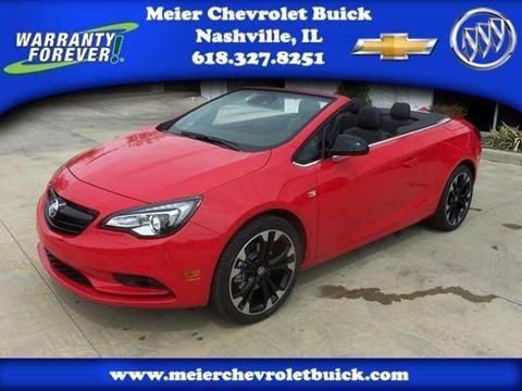 2017 Buick Cascada for sale in Nashville IL