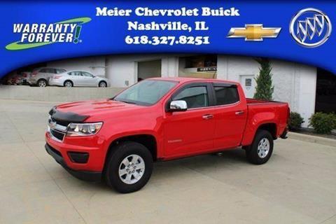 2017 Chevrolet Colorado for sale in Nashville IL