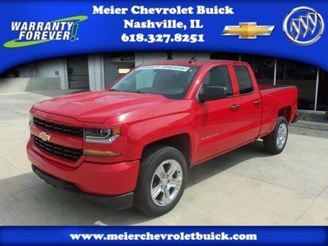 2017 Chevrolet Silverado 1500 for sale in Nashville, IL
