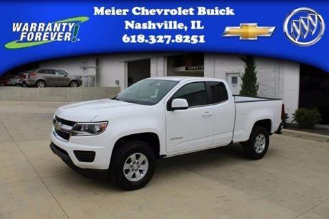 2018 Chevrolet Colorado for sale in Nashville IL