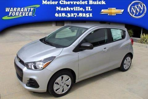 2017 Chevrolet Spark for sale in Nashville, IL