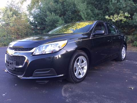 2014 Chevrolet Malibu for sale in Poland, OH