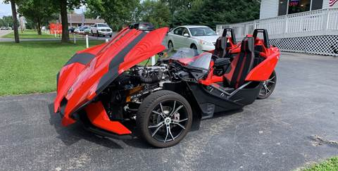 2015 Polaris Slingshot for sale in Poland, OH