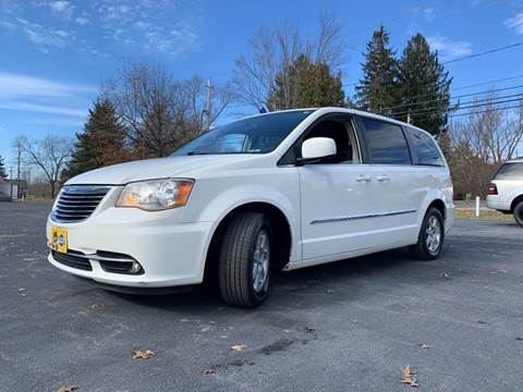 2011 Chrysler Town and Country for sale in Poland, OH