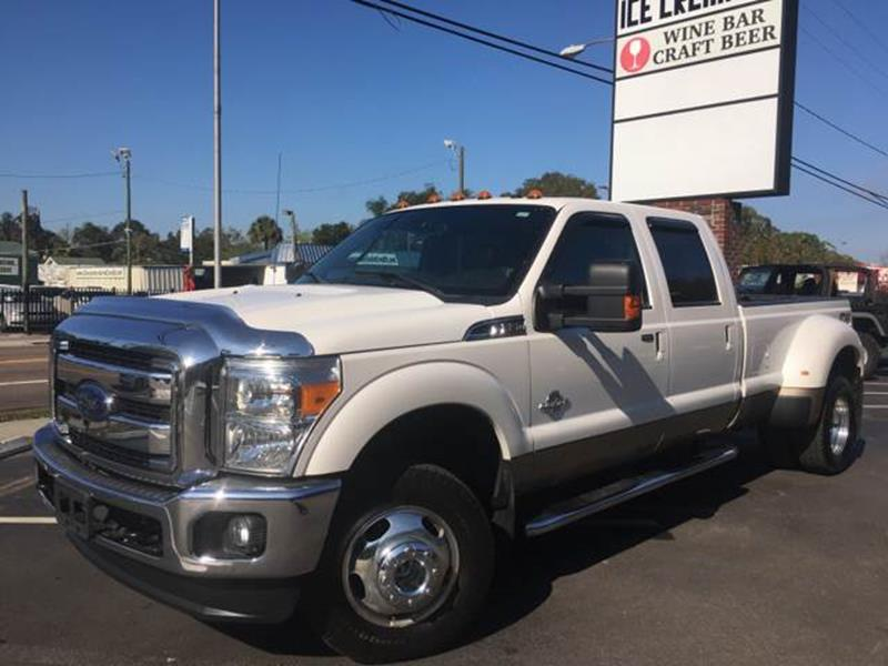 2013 ford f-350 super duty lariat in tampa fl - consumer auto credit