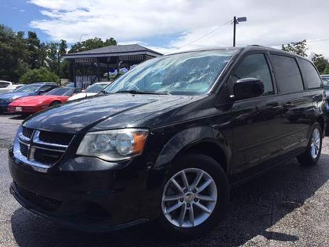 2014 Dodge Grand Caravan for sale at Consumer Auto Credit in Tampa FL