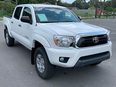 2015 Toyota Tacoma for sale in Tampa, FL