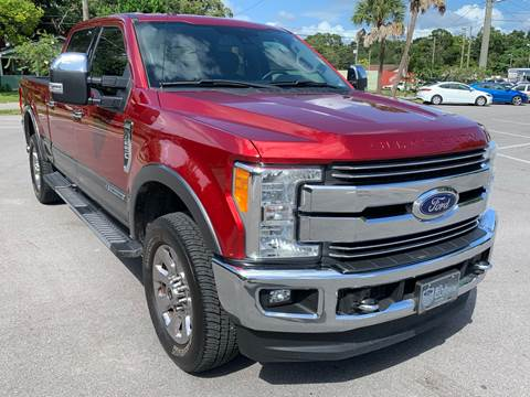 2017 Ford F-250 Super Duty for sale in Tampa, FL