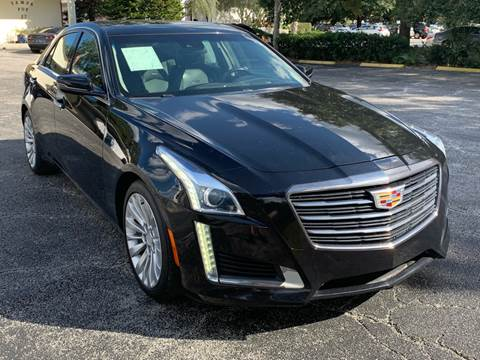 2016 Cadillac CTS for sale in Tampa, FL