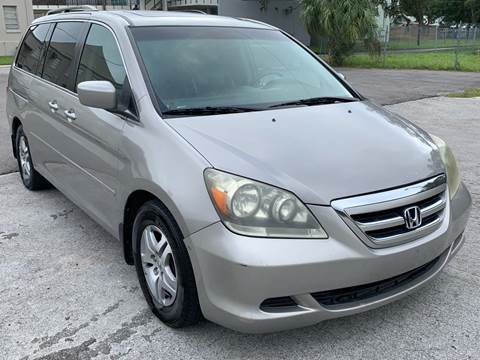 2006 Honda Odyssey for sale in Tampa, FL
