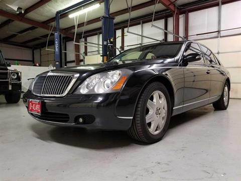 2005 Maybach 57 for sale in Nashville, TN
