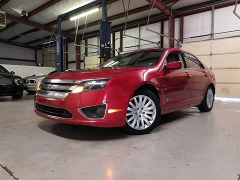 2012 Ford Fusion Hybrid for sale in Nashville, TN