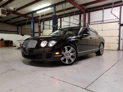 2012 Bentley Continental Flying Spur for sale in Nashville, TN
