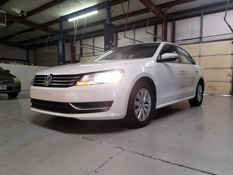 2012 Volkswagen Passat for sale in Nashville, TN