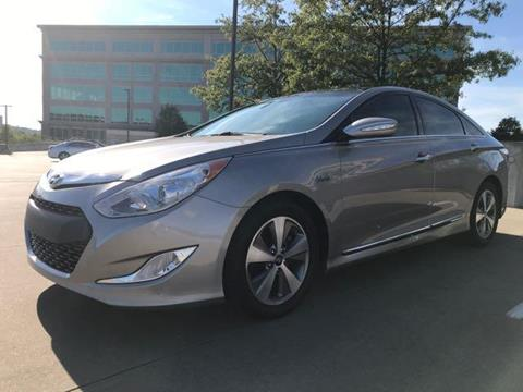 2012 Hyundai Sonata Hybrid for sale in Nashville, TN