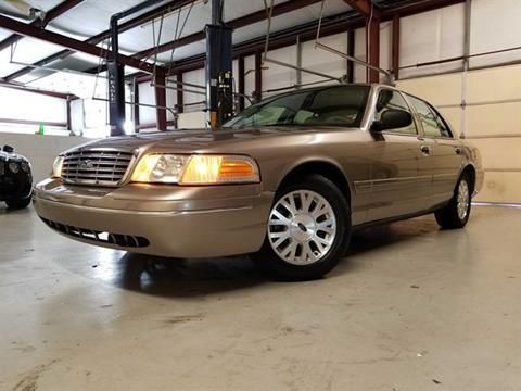2004 Ford Crown Victoria for sale in Nashville, TN