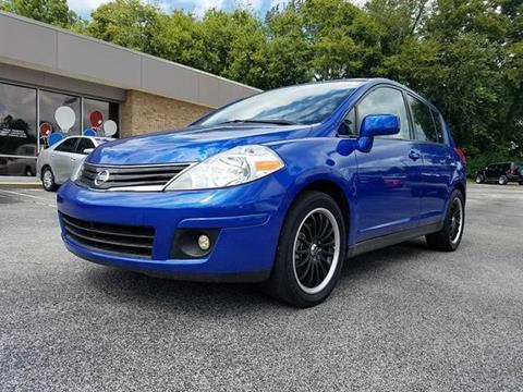 2012 Nissan Versa for sale in Nashville, TN