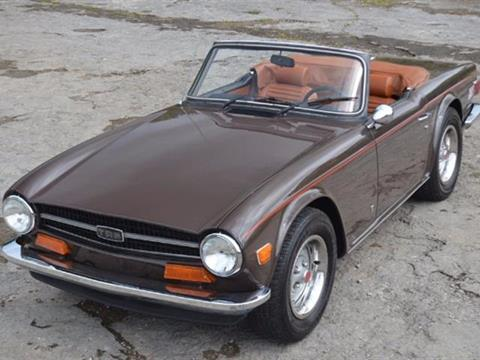 1973 Triumph TR6 for sale in Nashville, TN