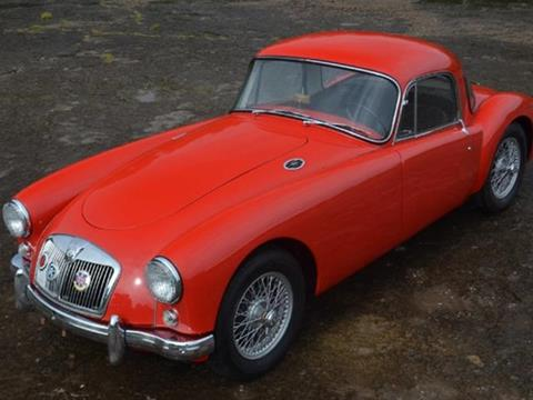 1957 MG MGA for sale in Nashville, TN