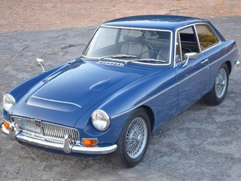 1969 MG MGC GT for sale in Nashville, TN