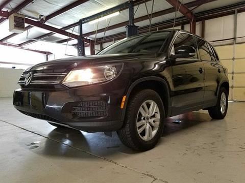 2013 Volkswagen Tiguan for sale in Nashville, TN