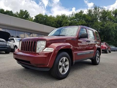 2008 Jeep Liberty for sale in Nashville, TN